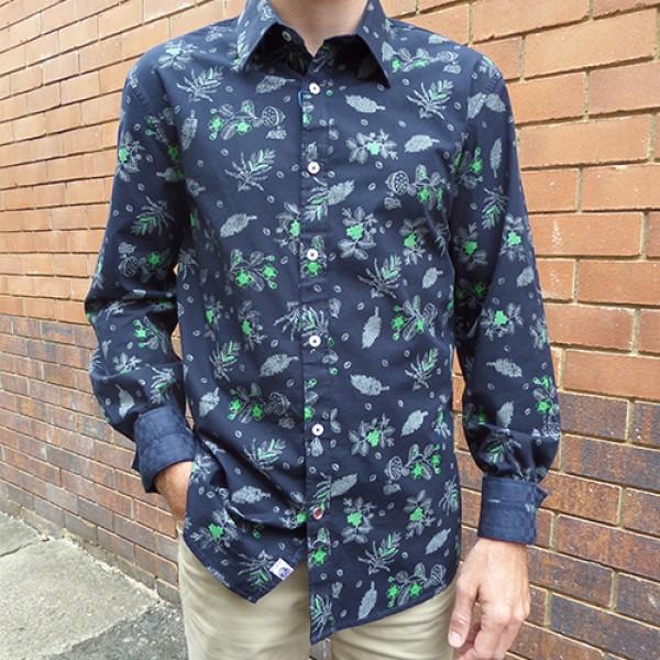John Lennon By English Laundry Manchester Long Sleeve Shirt