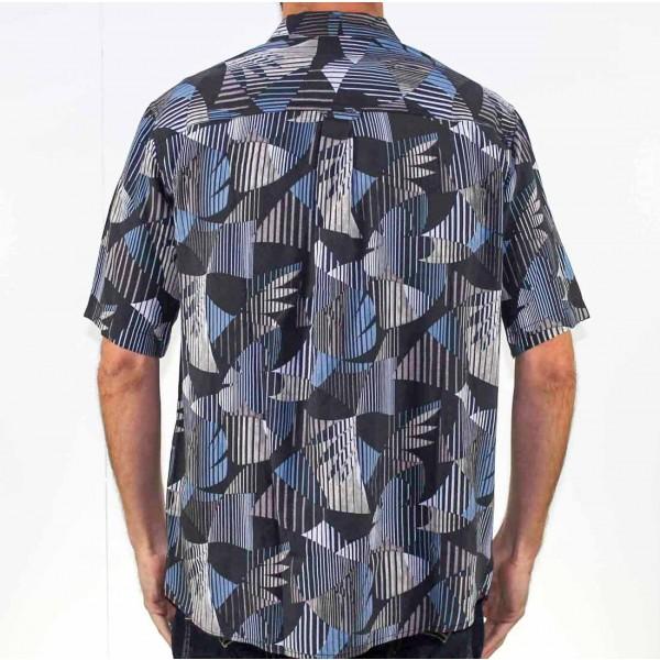 Breakaway Short Sleeve Kenneth Bamboo Shirt Back