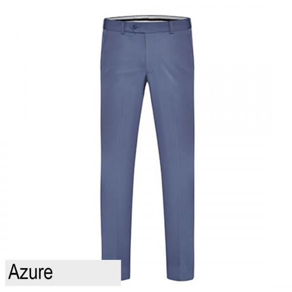 City Club Kingston Proair Trouser Azure Front