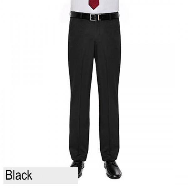 City Club Kingston Proair Trouser Black Front