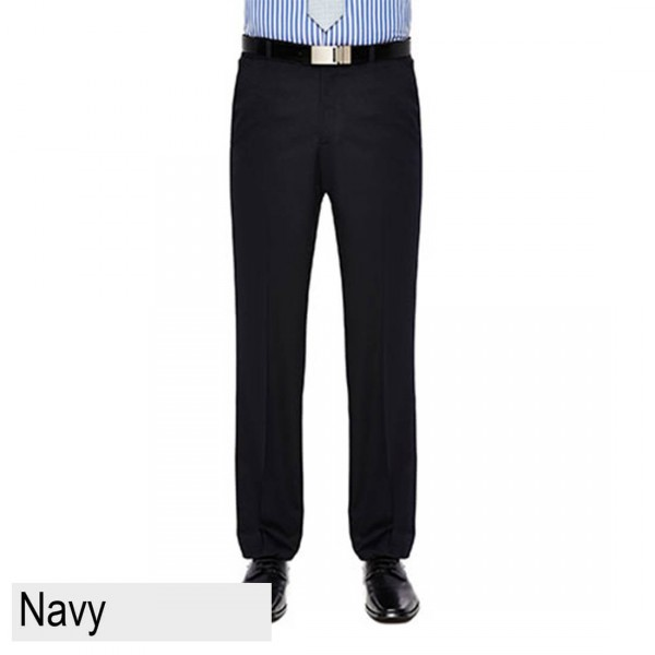 City Club Kingston Proair Trouser Navy Front