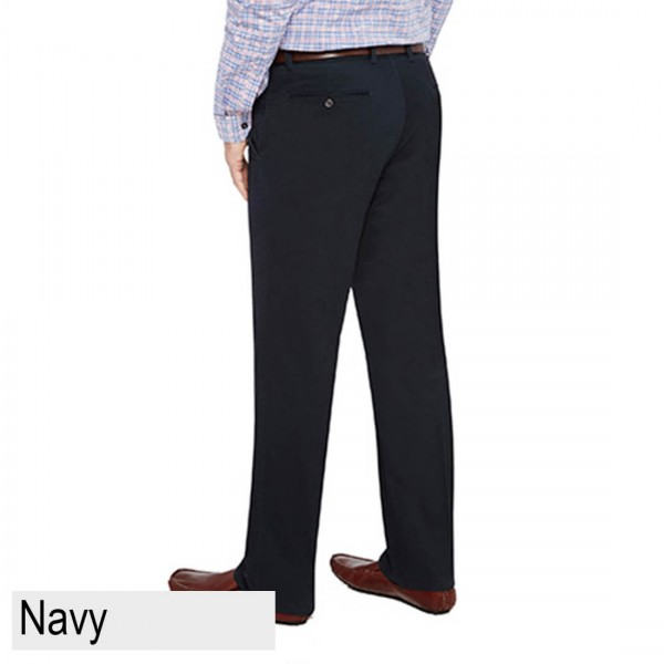 City Club Mariner Harbour Pant Navy Back