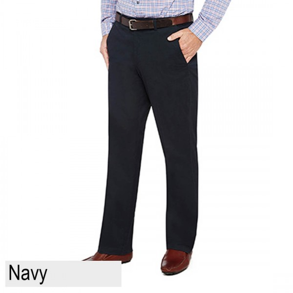 City Club Mariner Harbour Pant Front Navy