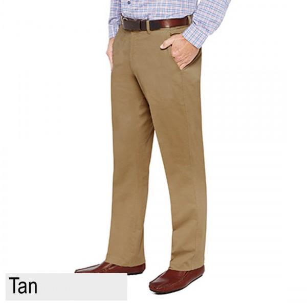 City Club Mariner Harbour Pant Tan Front