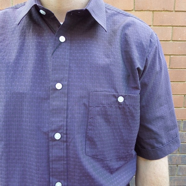 Mendoral Short Sleeve Tencel Shirt