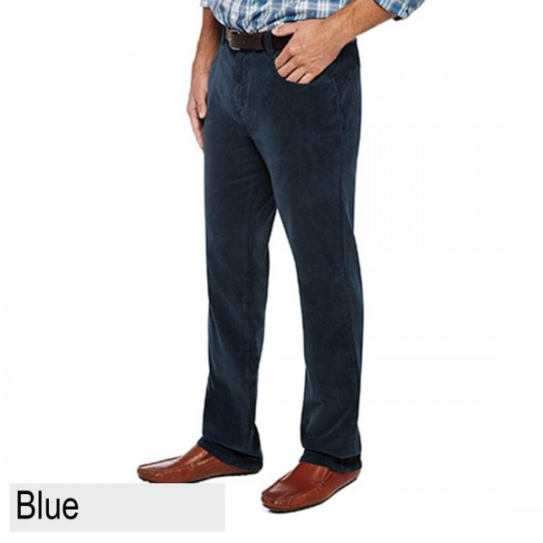 City Club Mist Hudson Trouser Blue