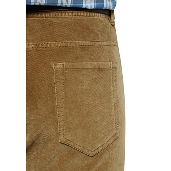 City Club Mist Hudson Trouser Tan