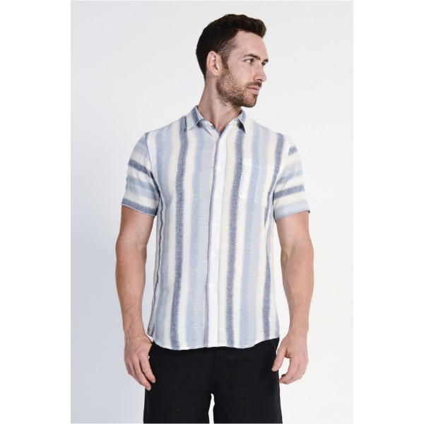 Braintree Hemp/Cotton Light Weave Shirt