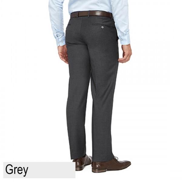 City Club Nash Wilson Pant Grey Back