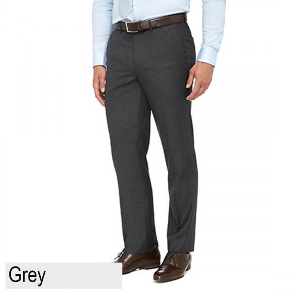 City Club Nash Wilson Pant Grey Front