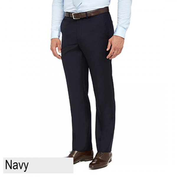 City Club Nash Wilson Pant Navy Front