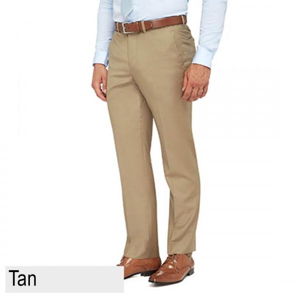 City Club Nash Wilson Pant Tan Front