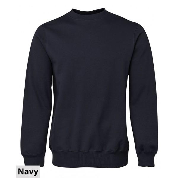 JB's Wear Plain Fleecy Sweat-front