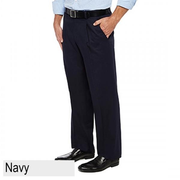 City Club Nerang Flex Pant Navy Front