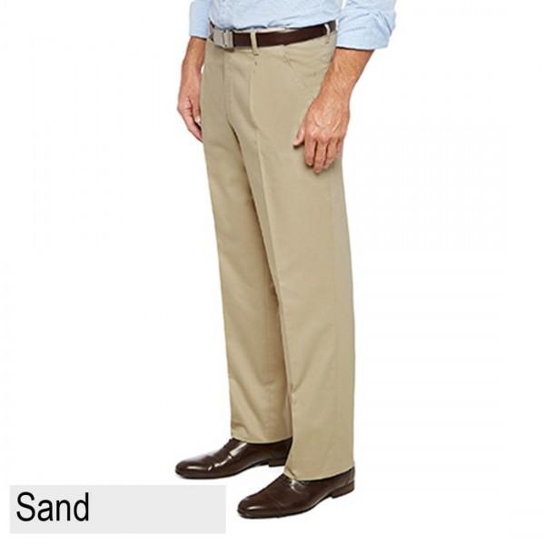 City Club Nerang Flex Pant Sand Front