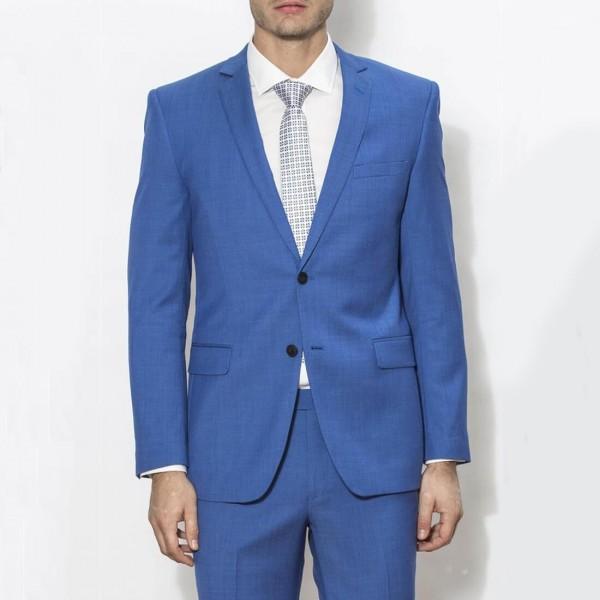 New England Code Blue Slim Suit Jacket