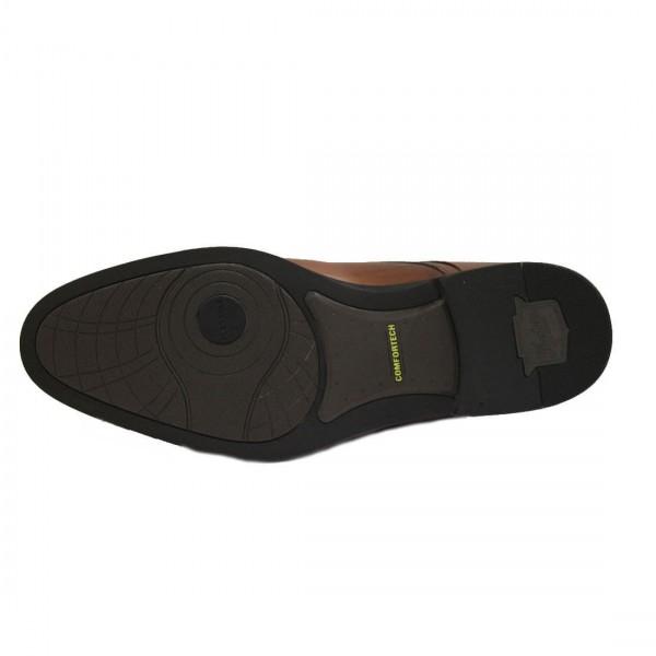 Florsheim Nimbus Lace-Up Shoe Tan Bottom