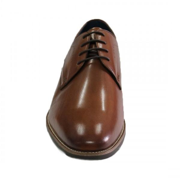 Florsheim Nimbus Lace-Up Shoe Tan Front