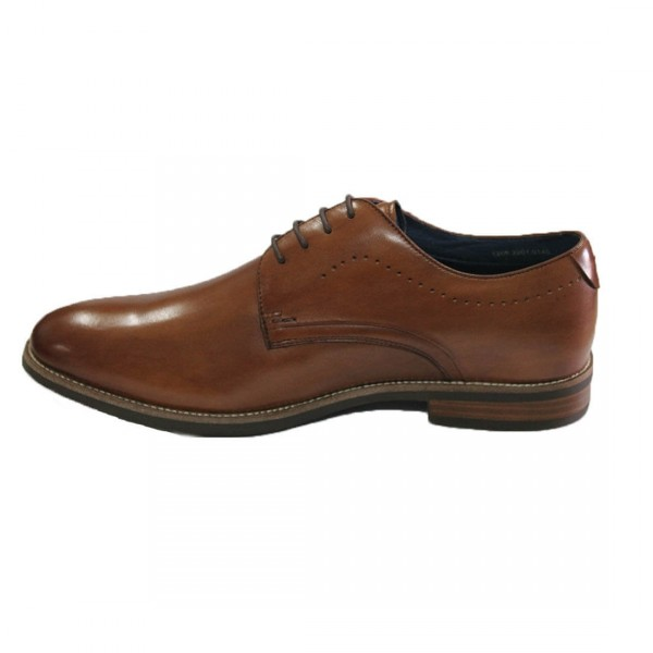 Florsheim Nimbus Lace-Up Shoe Tan Side