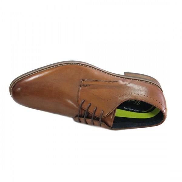 Florsheim Nimbus Lace-Up Shoe Tan Top