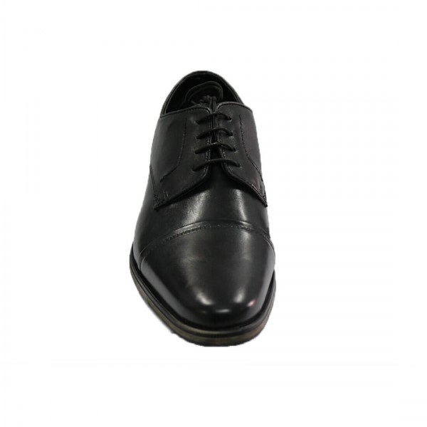 One 4 The Road Harrison Shoe Black Front