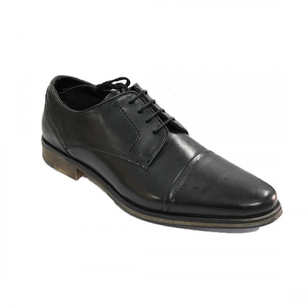 One 4 The Road Harrison Shoe Black Side 1