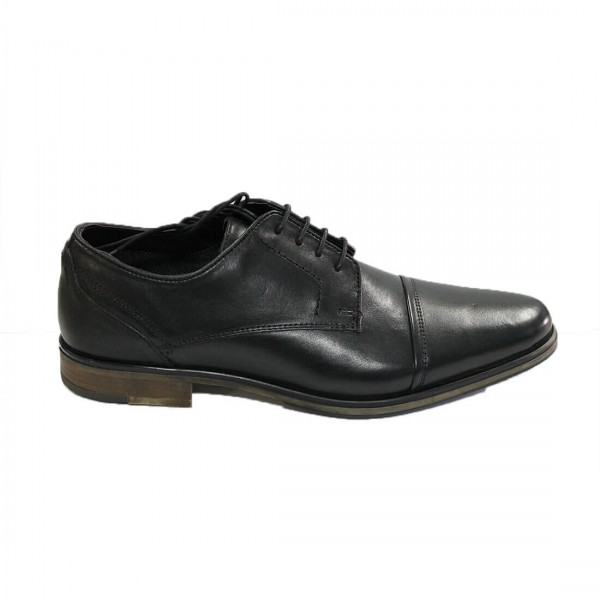 One 4 The Road Harrison Shoe Black Side 2