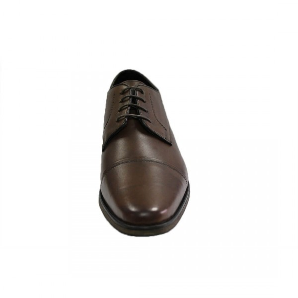 One 4 The Road Harrison Shoe Brown Front
