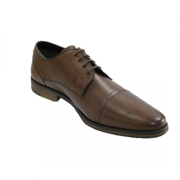 One 4 The Road Harrison Shoe Brown Side 1