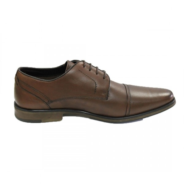 One 4 The Road Harrison Shoe Brown Side 2