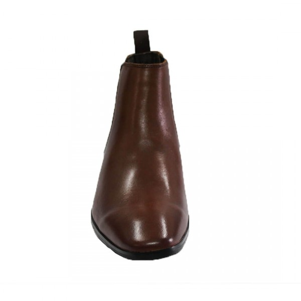 One 4 The Road Hurley Boot Tan Front