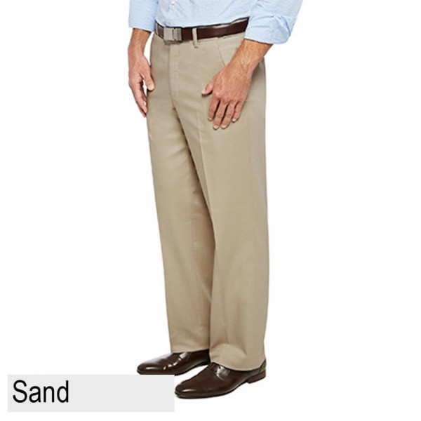 City Club Pacific Flex Pant Sand Front