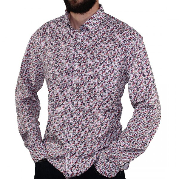 R.F. Scott L/S Relish Dress Shirt