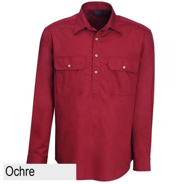 Ritemate Pilbara CLosed Front Shirt - Orcha