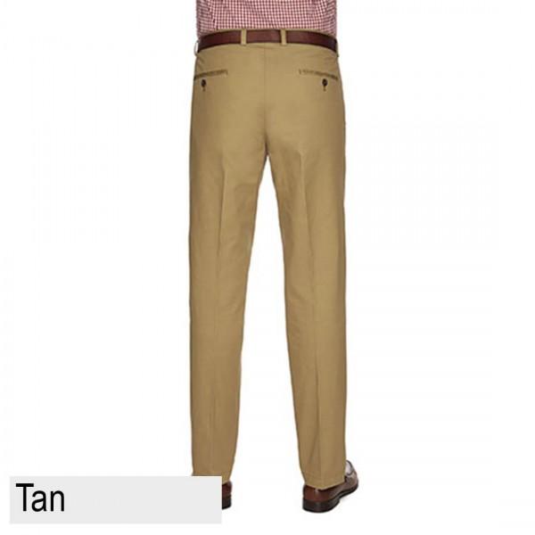 City Club Salt Harbour Pant Front Back Tan
