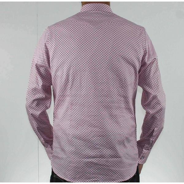 James Harper Long Sleeve Saxon Circle Shirt Back