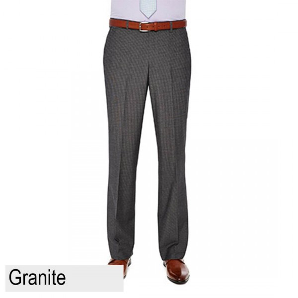 City Club Shima Republic Pant Front Granite
