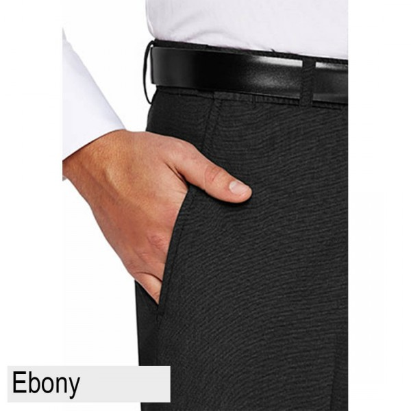 City Club Shima Republic Pant Front Pocket Ebony