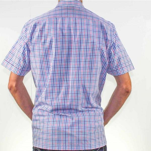 Back Bay Short Sleeve Soft Touch Shirt back