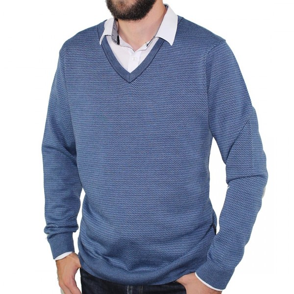 Sovrano V Neck Jumper