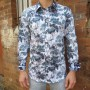 John Lennon By English Laundry White Fellani Shirt