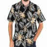 Berlin Forest Short Sleeve Shirt Front