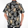 Berlin Forest Short Sleeve Shirt Side