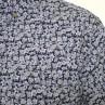 Stafford Ellinson Short Sleeve Flower Print Shirt Close