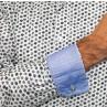 Berlin Long Sleeve Floral Print Shirt Close